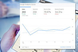 Google Analytics - Bounce Rate